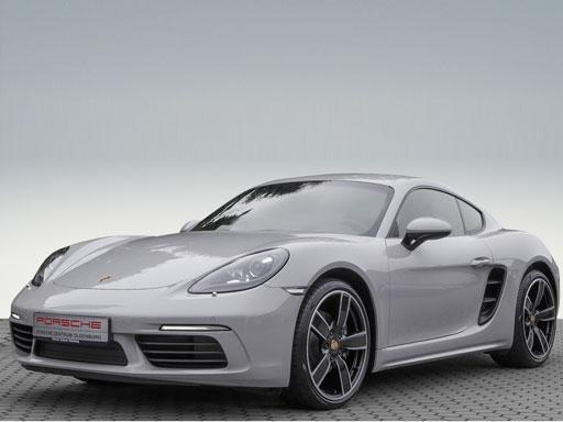 Unser exklusives Leasingangebot für Sie: Discover Porsche Leasing 718 Cayman