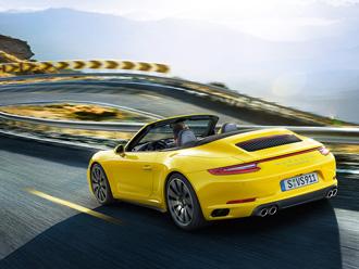 Unser exklusives Leasingangebot für Sie: Porsche 911 Carrera 4S Cabriolet
