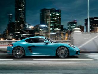 Unser exklusives Leasingangebot für Sie: Porsche 718 Cayman S