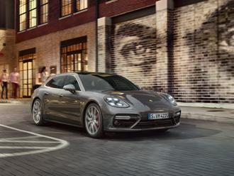 Unser exklusives Leasingangebot für Sie: Porsche Panamera Turbo Sport Turismo